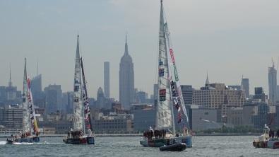 Parade of sails