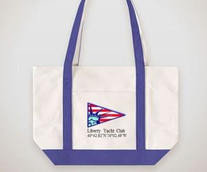 LYC Canvas Tote Bag