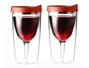 Vino2Go Insulated Wine Tumblers