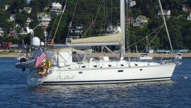 NoDoubt moored